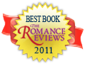 Hot Head won Best Book of 2011 Contemporary LGBT Romance at the Romance Reviews