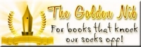 the Golden Nib award: for books that knock our socks off