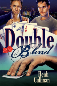 DOUBLE BLIND by Heidi Cullinan