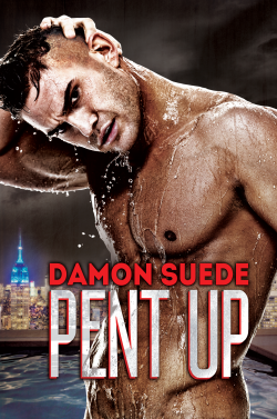 Pent Up, a gay romantic suspense by Damon Suede