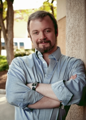 Damon Suede, author of award-winning gay romance
